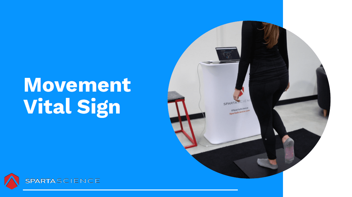 Learn how Sparta Science created a vital sign for movement