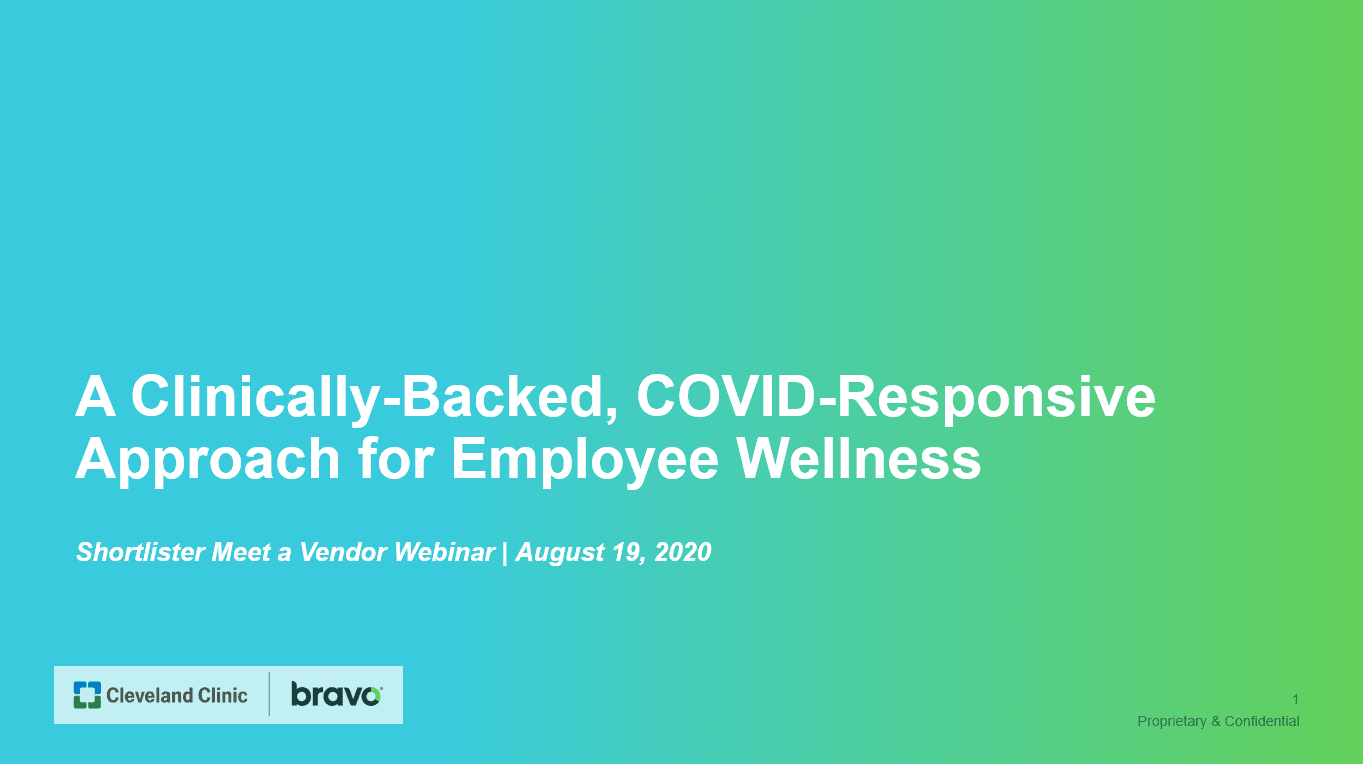 How Bravo is maintaining wellness during a pandemic