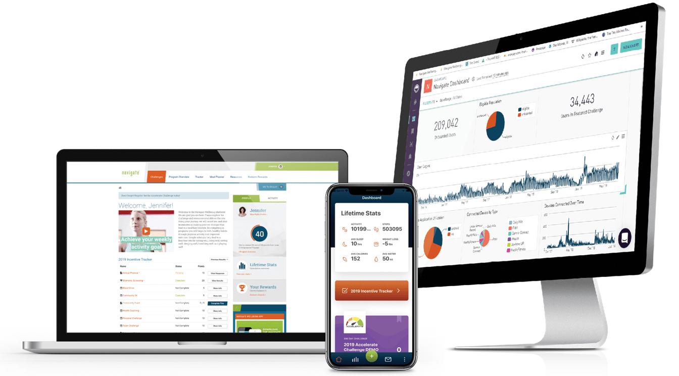 Navigate's configurable digital engagement platform