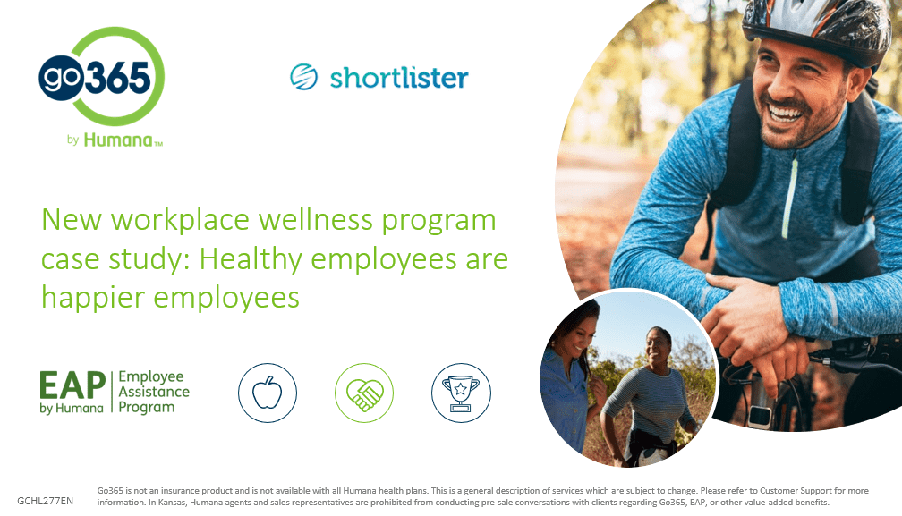Hear the results of Go365's wellness program case study