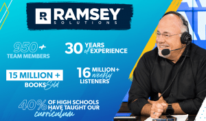 Dave Ramsey is a trusted financial leader